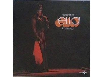 Ella Fitzgerald   titel*  The Best Of Ella Fitzgerald* 2 × LP, Comp.