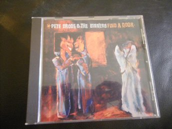 pete droges the sinners-find a door cd