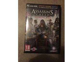Assassins Creed Syndicate Special Edition (PC) Helt Ny inplastad