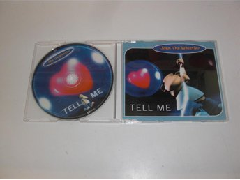 John The Whistler - Tell me  - Maxi