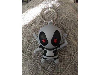 Marvel Collectors Figural Keyring - Deadpool - Hässelby - Marvel Collectors Figural Keyring - Deadpool - Hässelby