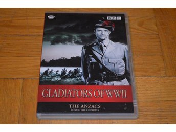 Gladiators Of WWII - The Anzacs - DVD - Töre - Gladiators Of WWII - The Anzacs - DVD - Töre