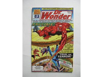Dr Wonder, Vol 1, No 3 1996