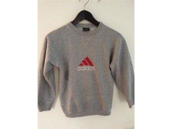 Sweatshirt Adidas 1980-tal från USA barn 6-9 år - Uppsala - Sweatshirt Adidas 1980-tal från USA barn 6-9 år - Uppsala