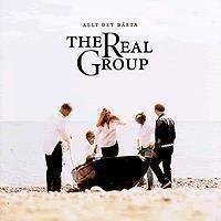 CD THE REAL GROUP - ALLT DET BÄSTA - Ny