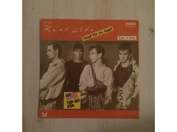 "REAL MAN - HEARTLAND. ( 7"" SINGEL)"