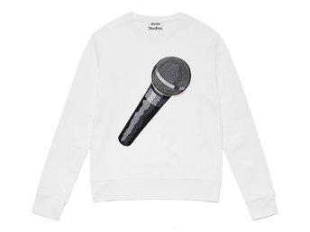 Acne Microphone sweatshirt tröja storlek S - älmhult - Acne Microphone sweatshirt tröja storlek S - älmhult