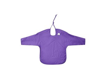 CeLaVi - Basic PU-Apron / Bib - Purple