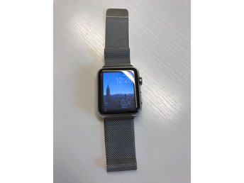 Apple iWatch 42cm stainless steel