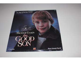 the good son laser disc film i fint skick