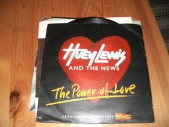 SINGEL-Huey Lewis and The News-The power of love