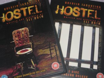 HOSTEL 2 DISC DUNGEON EDITION