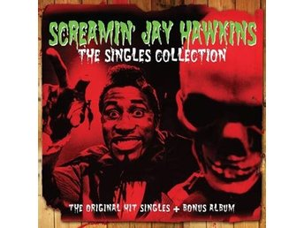 Hawkins Screaming Jay: Singles collection 53-62 (2 CD)