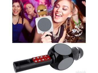 Wireless Bluetooth Stereo Karaoke Home Mic Genuine Singing Player