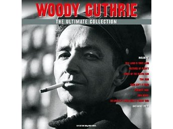 Guthrie Woody: The ultimate collection (Grey) (2 Vinyl LP)