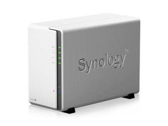 Synology DS218j DiskStation, 2-Bay, Marvell Armada dual core 1,3 GHz CPU, 512MB