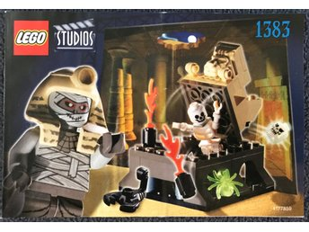 LEGO Studios 1383 (Curse of the Pharaoh) - Manual