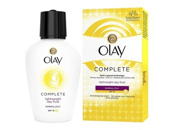 Olay Complete Lightweight Day Fluid 100 ml