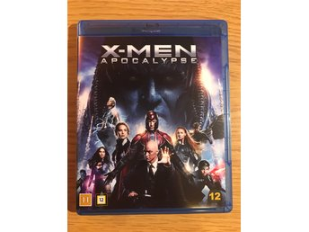 Blu-Ray: X-MEN Apocalypse - Marvel