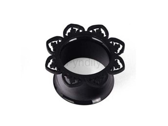 Örhängen Ornate Copper Piercing Jewelry Ear A Black 12mm b6ca748840d37