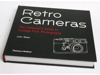RETRO CAMERAS THE COLLECTOR'S GUIDE TO VINTAGE FILM PHOTOGRAPHY.