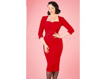 Klänning 48 Collectif rockabilly pinup retro vintage