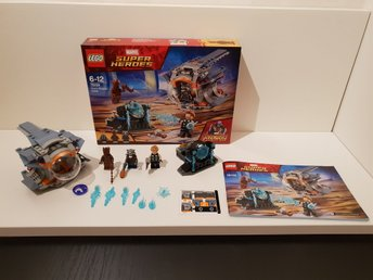LEGO MARVEL AVENGERS INFINITY WAR 76102 THOR'S WEAPON QUEST!!!