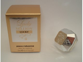 Paco Rabanne  Lady Million Lucky  5ml Eau De Parfum