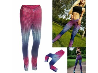 Womens Yoga Gym Stretch Trousers Leggings Fitness Jogging...