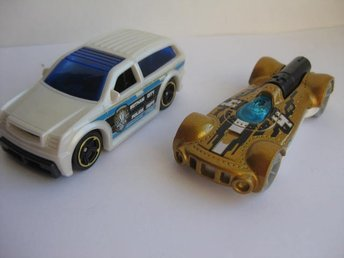 Leksaker Hot Wheels Cars Bilar Mattel - 2st Hot Wheels  - HW2-16