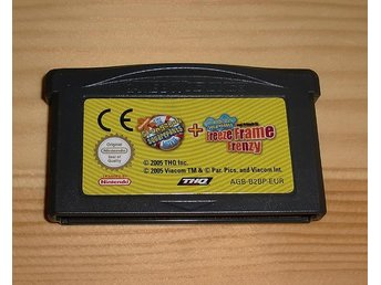 GBA: Spongebob Squarepants Battle for Bikini Bottom