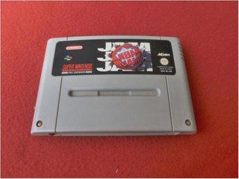 NBA JAM till Super Nintendo SNES - Blomstermåla - NBA JAM till Super Nintendo SNES - Blomstermåla