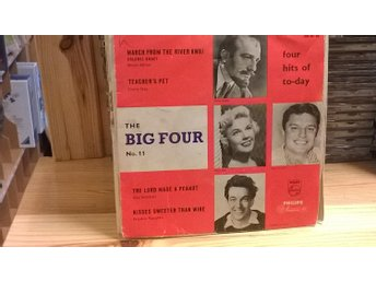 The Big Four No. 11, ep, rare!