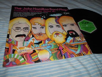 John Hamilton Band Creedence Clearwater Revival Hits (LP) VG+/VG+