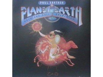 Paul Kantner titel* Planet Earth Rock And Roll Orchestra* EU LP - Hägersten - Paul Kantner titel* Planet Earth Rock And Roll Orchestra* EU LP - Hägersten
