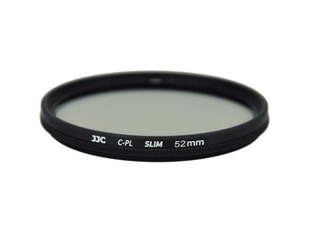 JJC Ultra-Thin Circular Polarizer Filter (52mm)