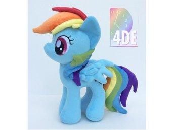 My Little Pony Plush: Rainbow Dash - Solna - My Little Pony Plush: Rainbow Dash - Solna