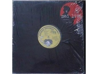 Mad Lion title* Carpenter b/w New York* Ragga HipHop 90's Golden US 12""