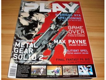 Spelmagasin: Super Play nr 66