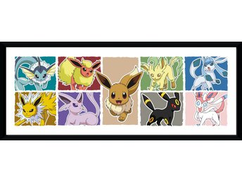 Tavla - Pokemon - Eevee Evolution