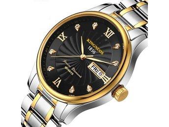 New Fashion Business Quartz Watch Top Brand Luxury Famous Wrist Watch - Landskrona - New Fashion Business Quartz Watch Top Brand Luxury Famous Wrist Watch - Landskrona