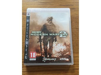 Modern warfare 2 - cod - ps3
