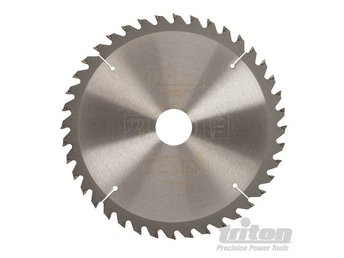 Woodworking Saw Blade 190x30mm 40T 930775