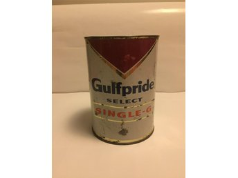 Gulf Gulfpride single-G