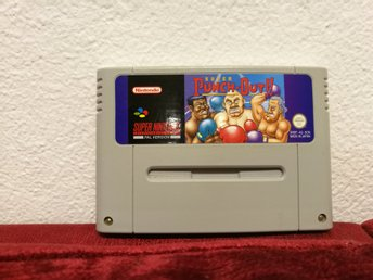 Super nintendo Snes - Super punch out - Scn