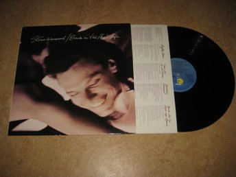 STEVE WINWOOD - BACK IN THE HIGH LIFE.