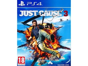 Just Cause 3 PS4 (PS4)