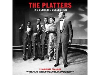 Platters: The ultimate collection (2 Vinyl LP)
