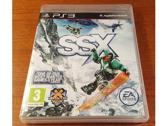 SSX - Komplett - PS3 / Playstation 3