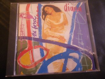 diana ross the force behind the power cd